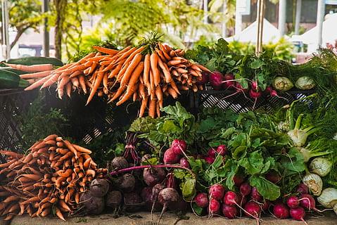 carrots food fresh healthy thumbnail