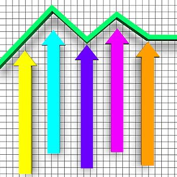 analysis biz business business graph royalty free thumbnail