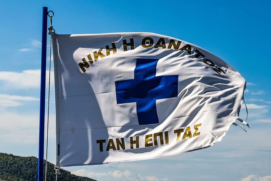 AgroPublic | flag greek revolutionary greek revolution 1821 dom 1