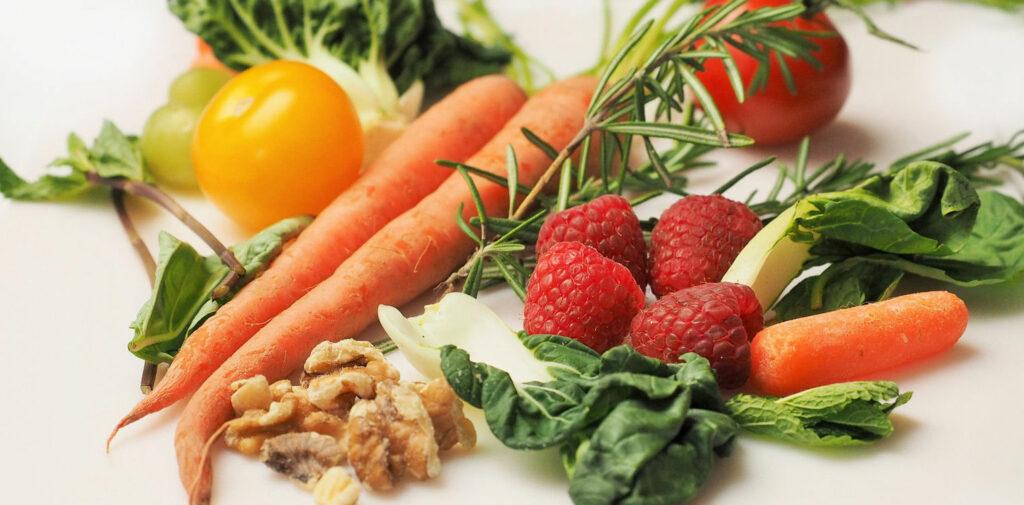 vegetables intro