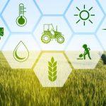 Precision Farming Agriculture Symbols