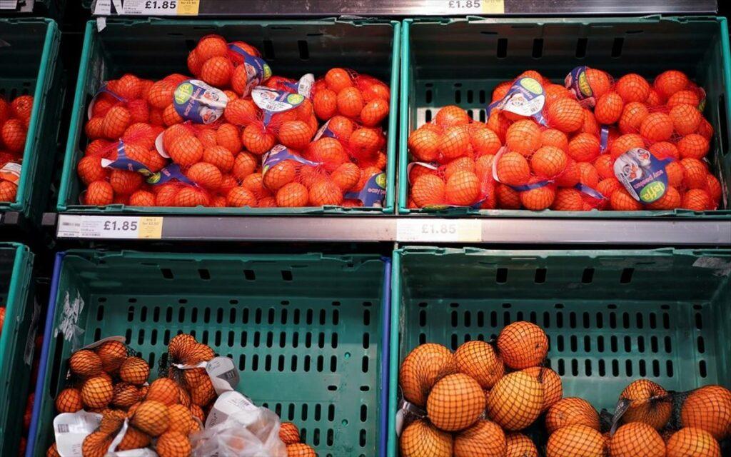 frouta portokalia mantarinia