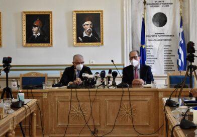 Πελοπόννησος: Συνεργασία του Περιφερειάρχη με τον Πρόεδρο του ΕΛΓΑ
