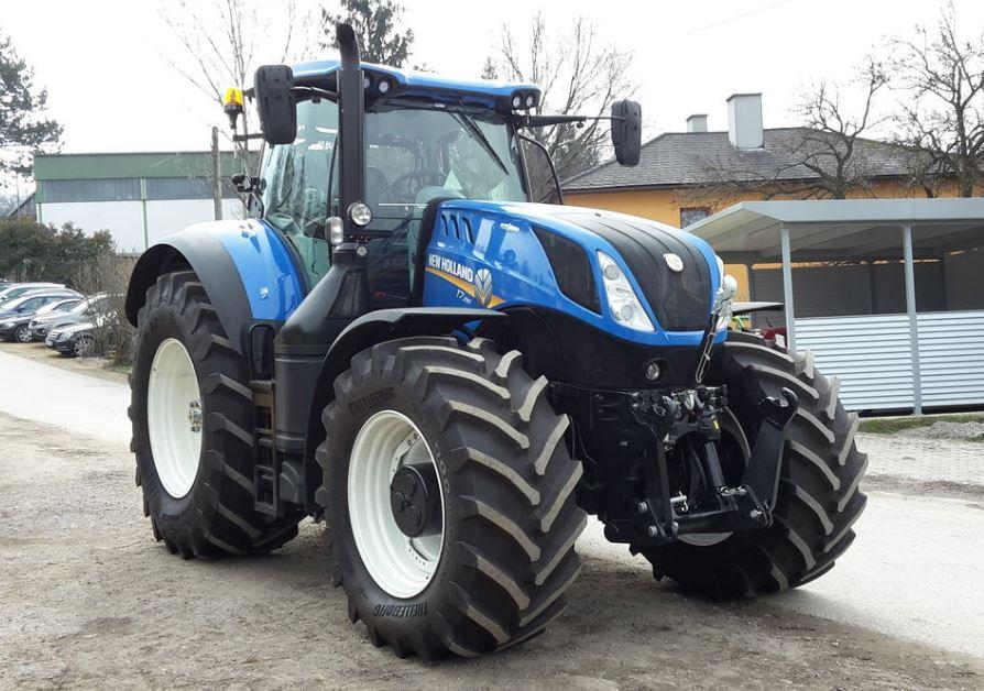 AgroPublic   New Holland T7.290 Heavy Duty Tractor