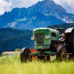AgroPublic | depositphotos 187294008 stock photo old tractor in the alpine